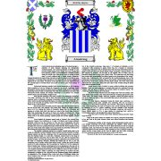 Coat of Arms and Surname History