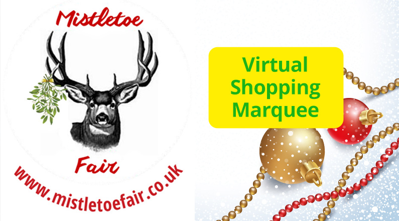 Virtual Shopping Marquee
