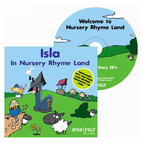 In Nursery Rhyme Land