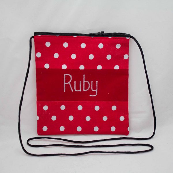 Spotty Bag - Red