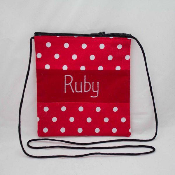 Spotty Bag - Red