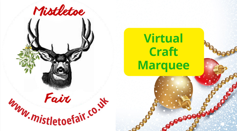 Visit our craft marquee