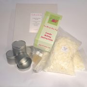 Candle Making Tin Kit