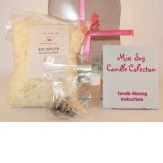 Soy Candle Cupcake Kit
