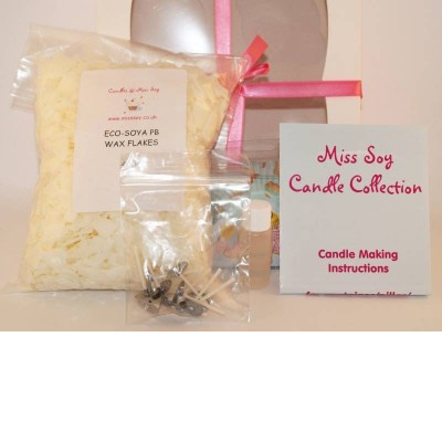 Soy Candle Cupcake Kit