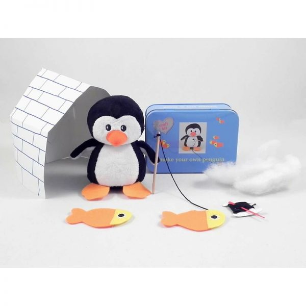 Make your own Penguin