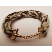 Gold-Snaffle-Skewbald-Bracelet-2