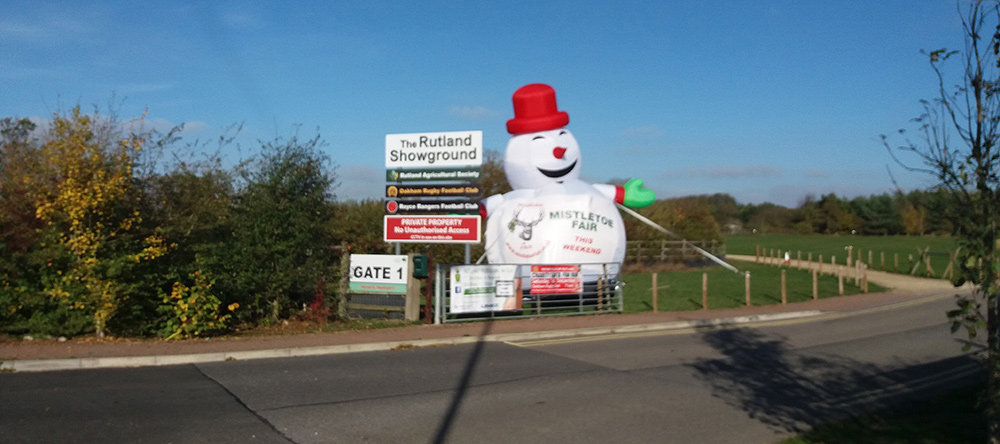 Rutland Mistletoe Fair