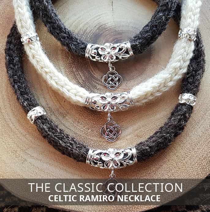 Celtic Ramiro Necklace - Classic