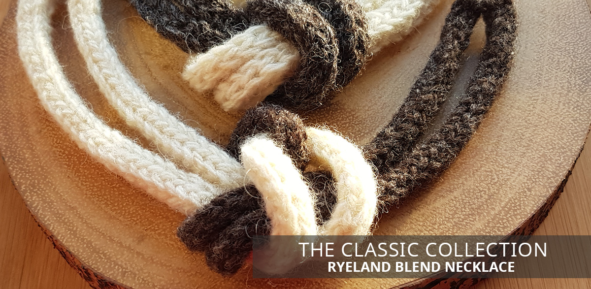 The Ryeland Blend Necklace Classic Collection