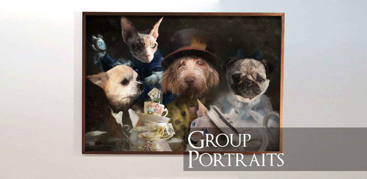 Group Portraits