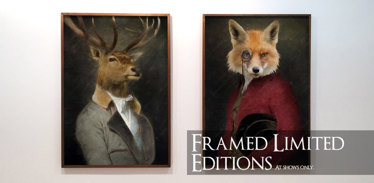 Framed Limited Editions