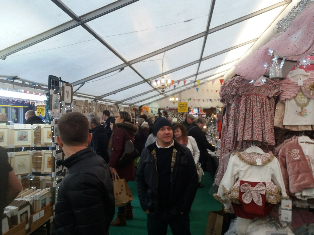 Crawley Mistletoe Fair