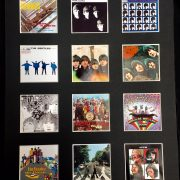 Beatles LP Discography Picture