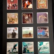 Panic at the Disco LP Discography Picture