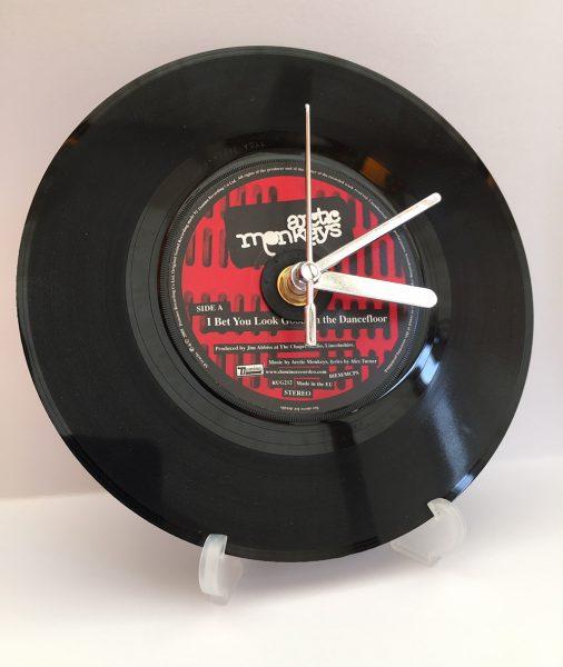 Arctic Monkeys Record Clock