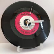 "The Jam 7"" Record Clock"