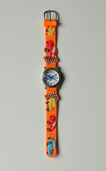 Racing Car - Children's Watch