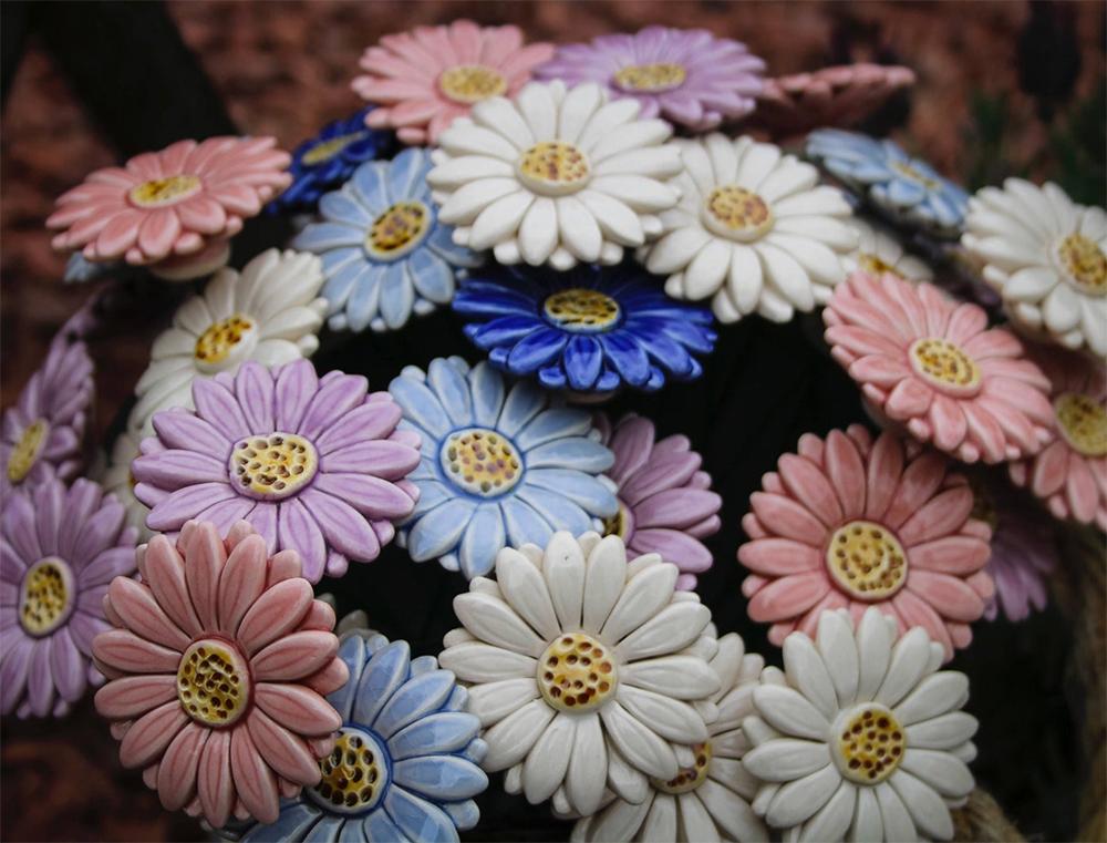 Forever Flower Ceramics
