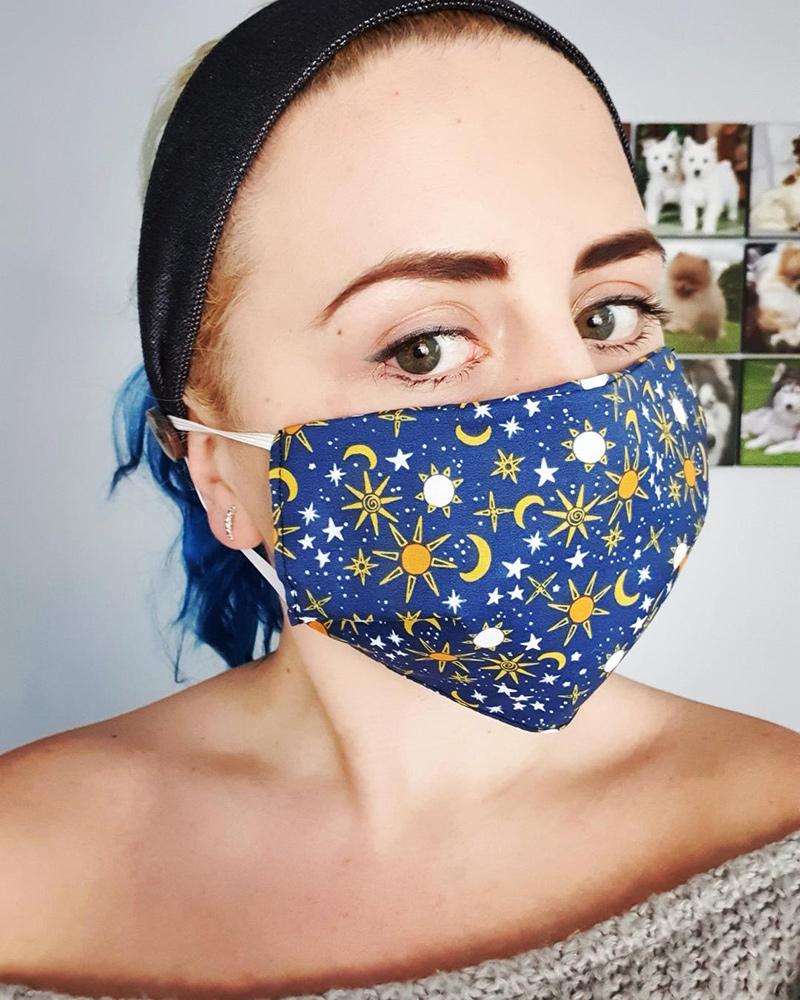Trendy Face Masks
