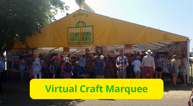 Virtual Craft Marquee