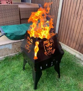 Customised Fire Pits
